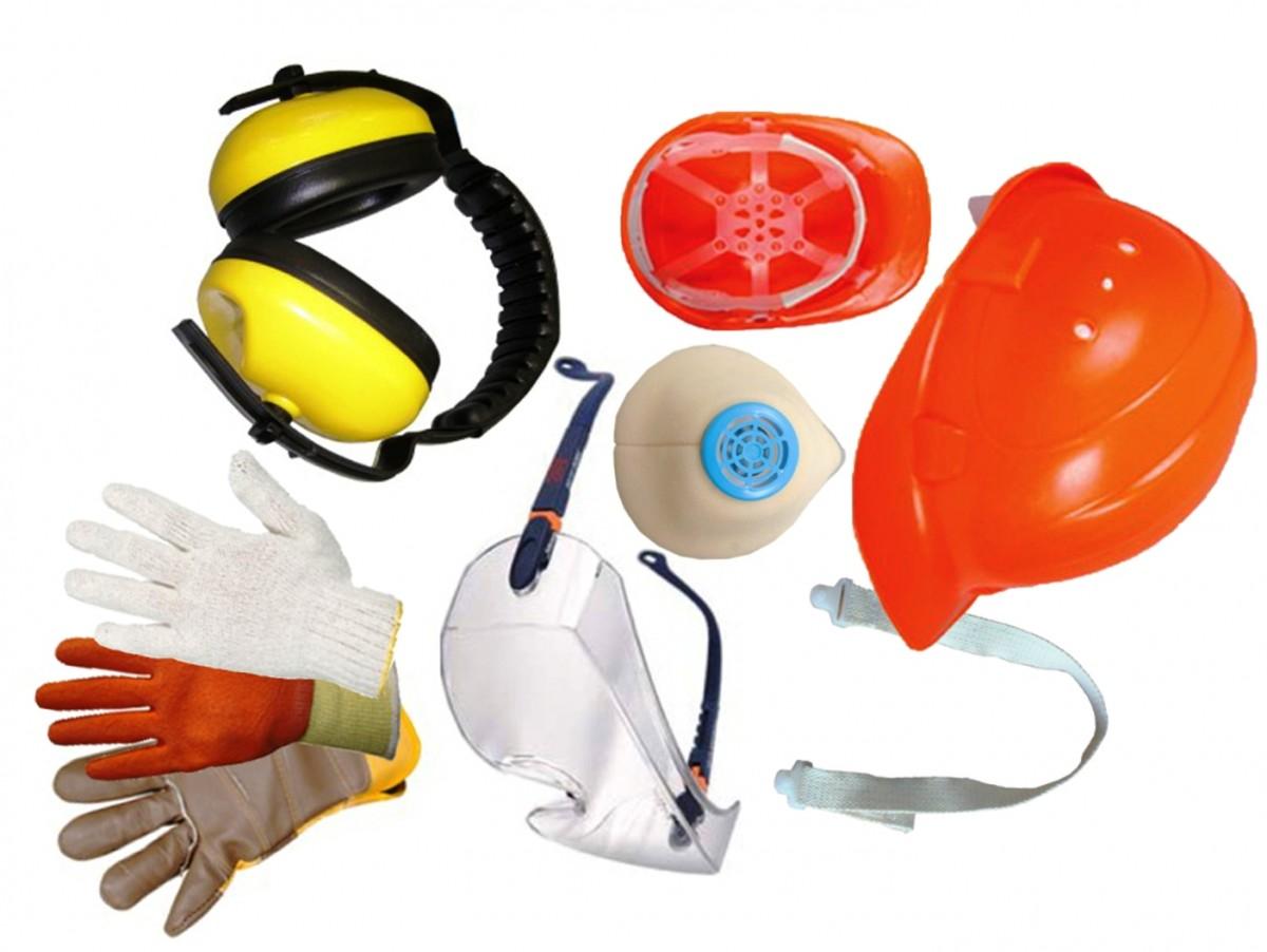 Средства защиты при работе с бензоболгаркой