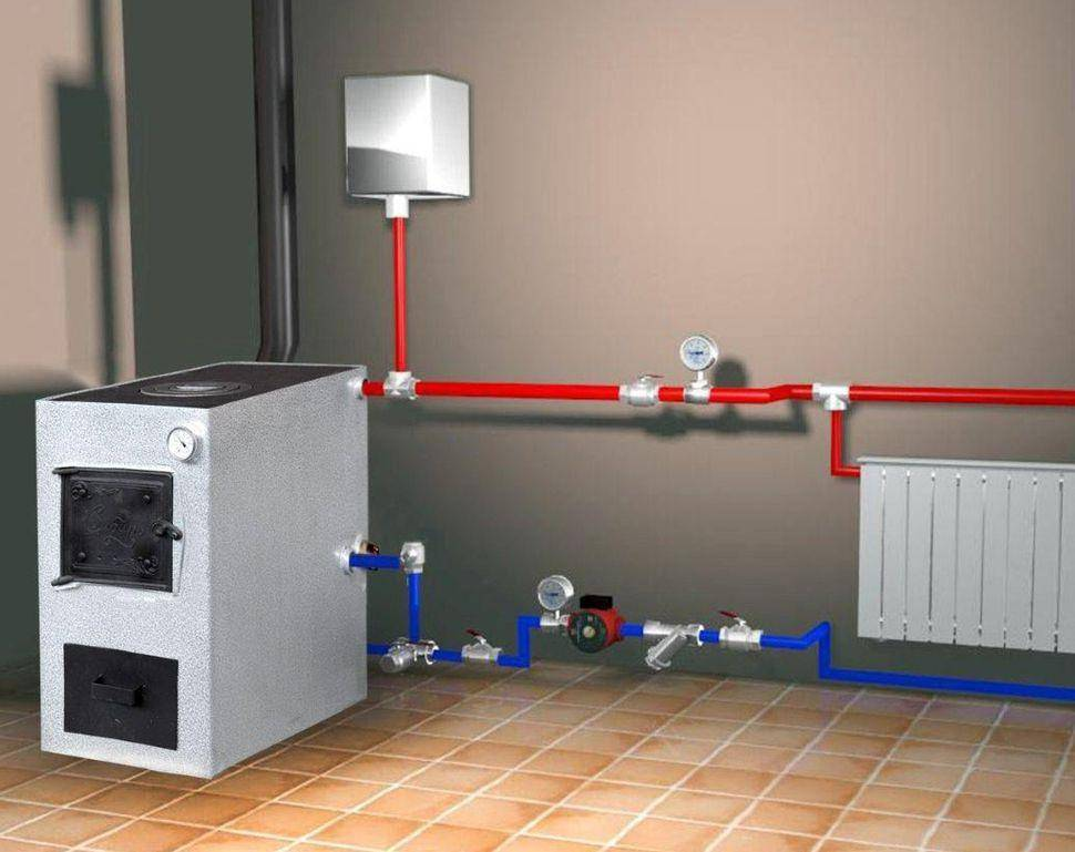 Как сделать водяную систему отопления экономичнее?