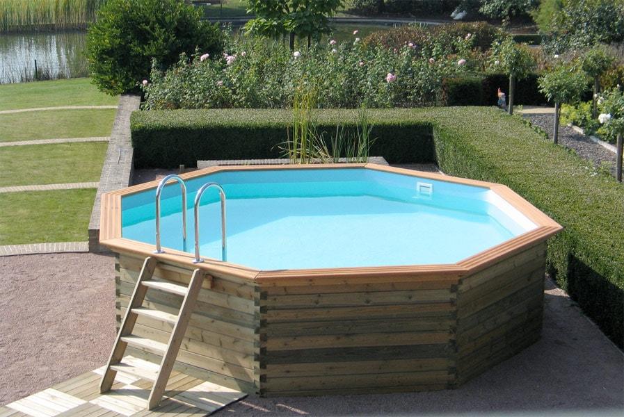 Материалы для изготовления бассейна