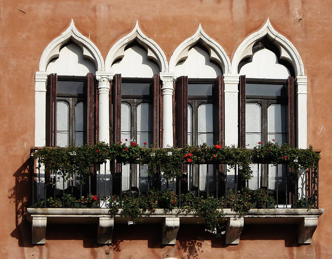 Венецианские окна