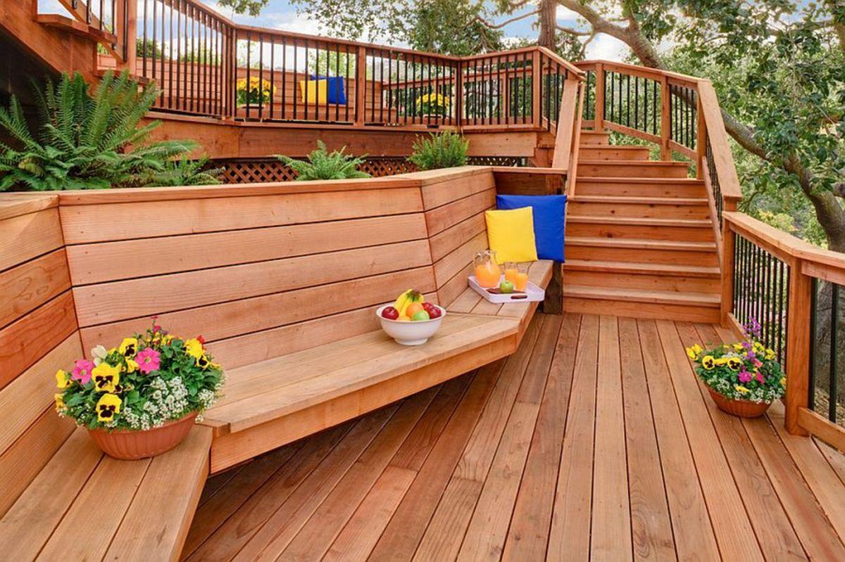 Выбор правильной древесины для дома и сада