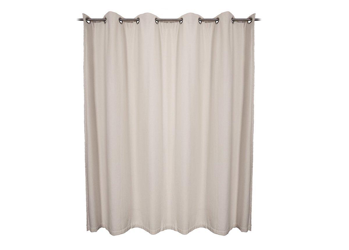 Акустические шторы над дверью