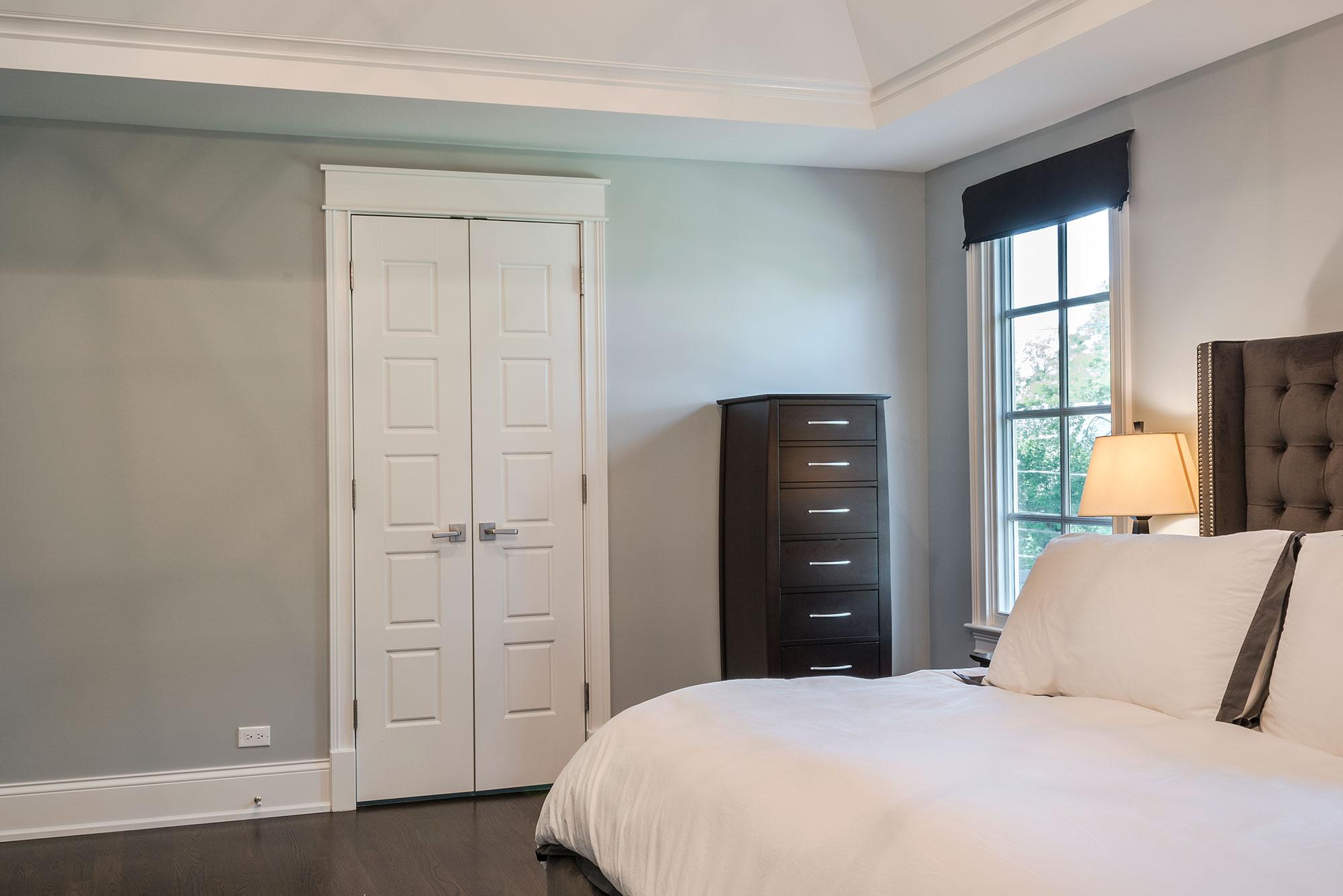 Обновление двери спальни