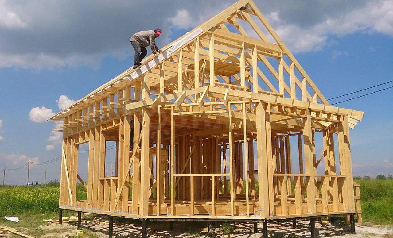 Преимущества строительства щитовых домов