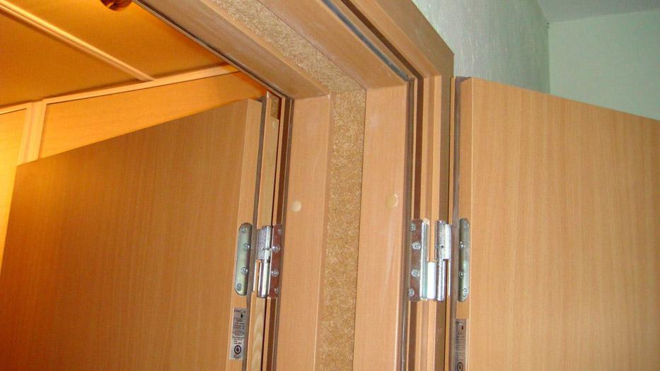 Звукоизоляция двери спальни: 10 эффективных решений